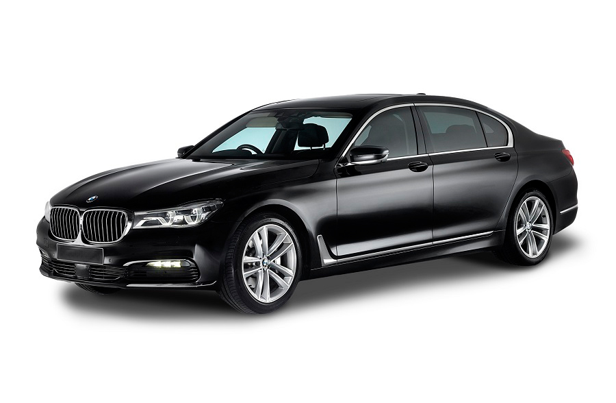 BMW 7 Series Hire Car
