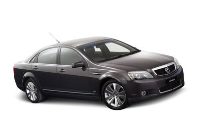 Holden Caprice Hire Car