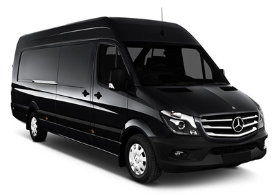 Mercedes Sprinter Chauffeur Driven Service