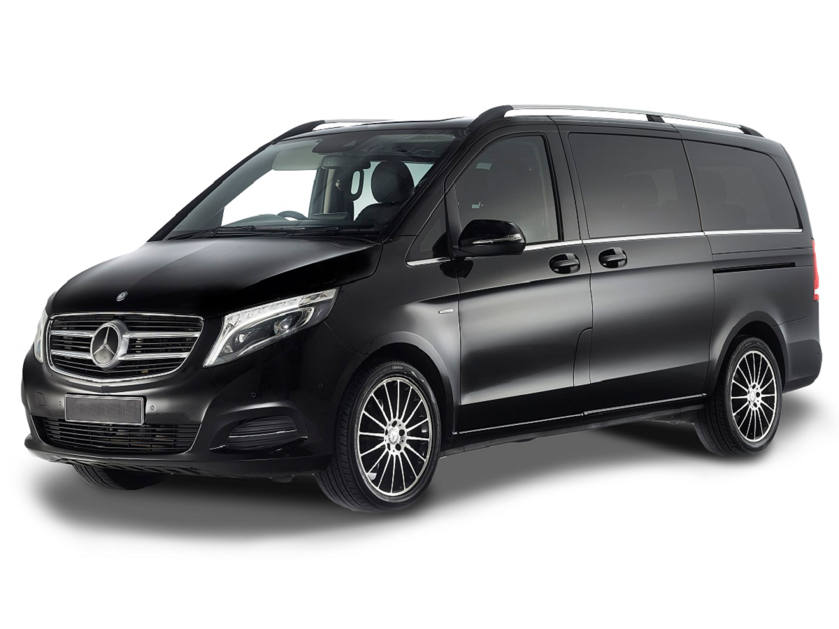 Mercedes V250 Hire Car