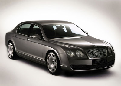 Bentley Flying Spur Hire Car