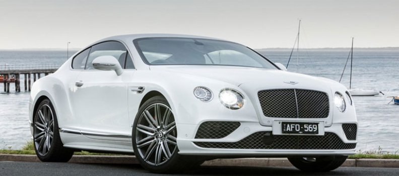 Bentley Continental GT Speed – Road Test