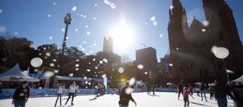 Sydney's Ice Magic