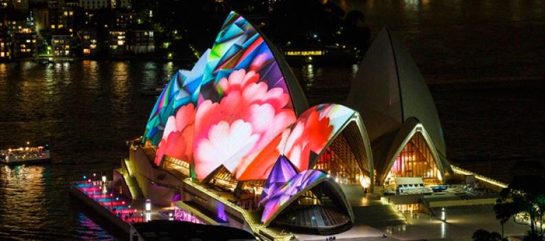 The Vivid Festival Sydney